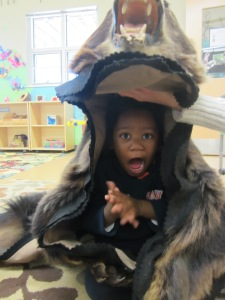 look, I'm a bear!
