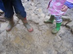 we love mud!