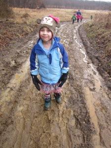 mud, heh heh
