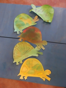 turtle paintings and drawings
