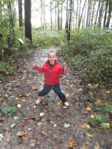 fun on the fall trail
